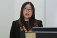 政府资讯科技总监办公室数码共融部薛敏仪女士讲解如何设计无障碍网页