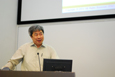 Mr. Philip Leung (ITSC) provides an update on web information security