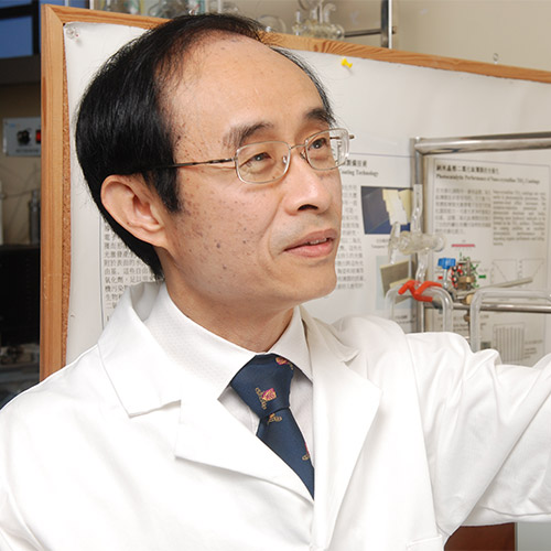 From Water and Sunlight: CUHK chemist's quest for clean fuel