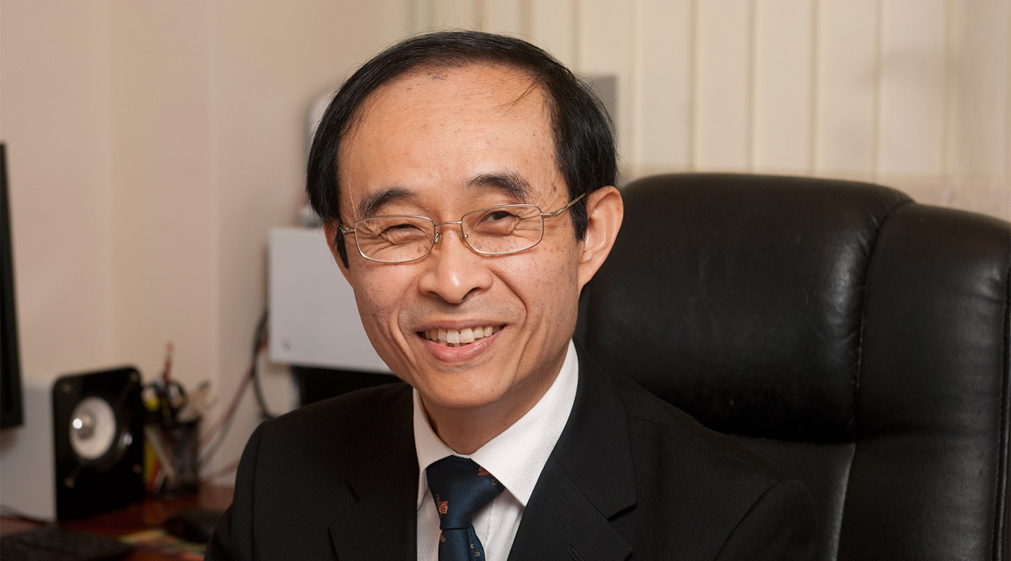 Prof. Jimmy Yu, Department of Chemistry
