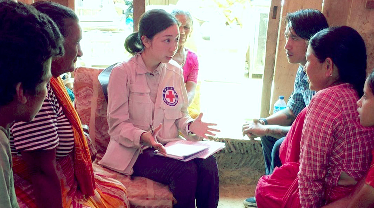 Conducting needs assessment for psychosocial support in post-quake Nepal