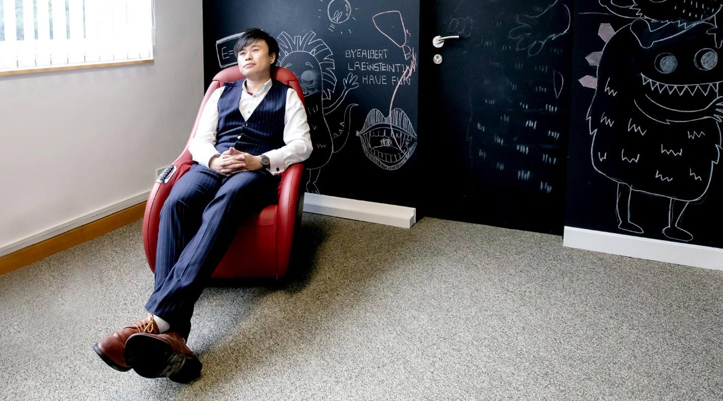 Eric Kuo: 'The startup path is invariably a thorny one. Entrepreneurs must adapt to or even enjoy the process.'