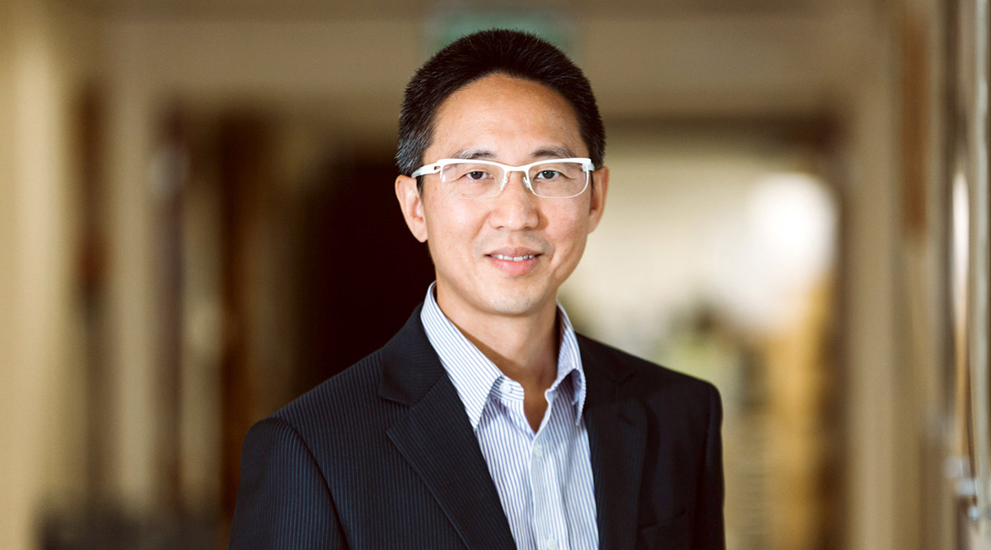 Prof. Henry Chan Lik-yuen, Department of Medicine and Therapeutics