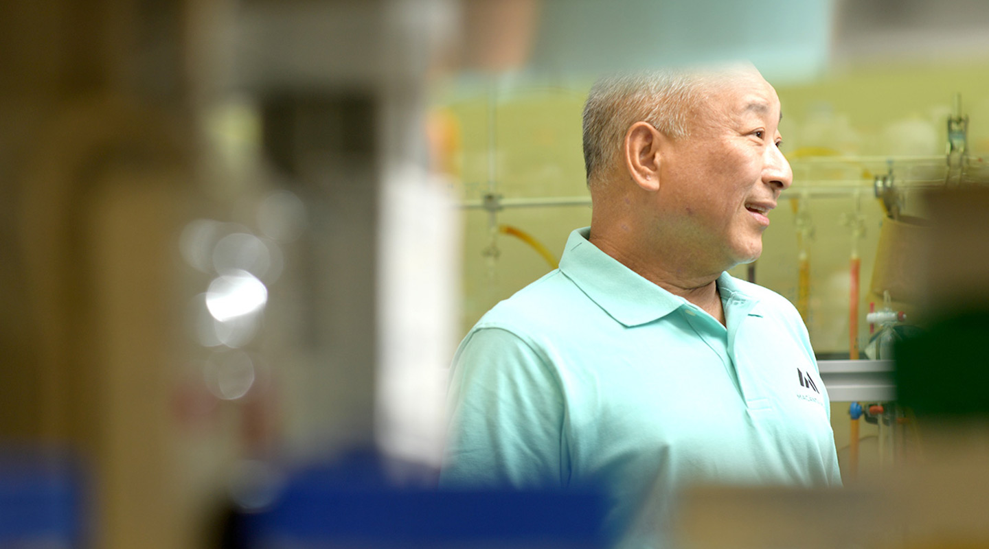 Prof. Kenneth Lee: 'We can have labs with stem-cell culture systems, big vats producing all these meats, and it could create a lot of employment.'