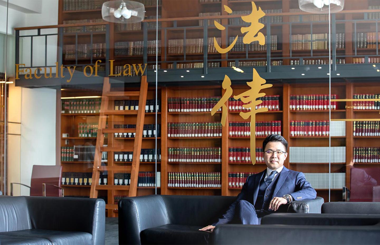 陈浩庭:「在中大获取的法律知识助我在社会上发挥影响力。」