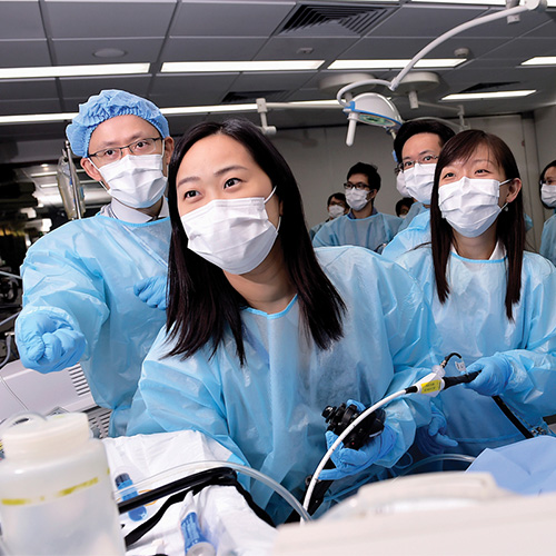 Mini is Beautiful: CUHK's trailblazing minimally invasive surgery