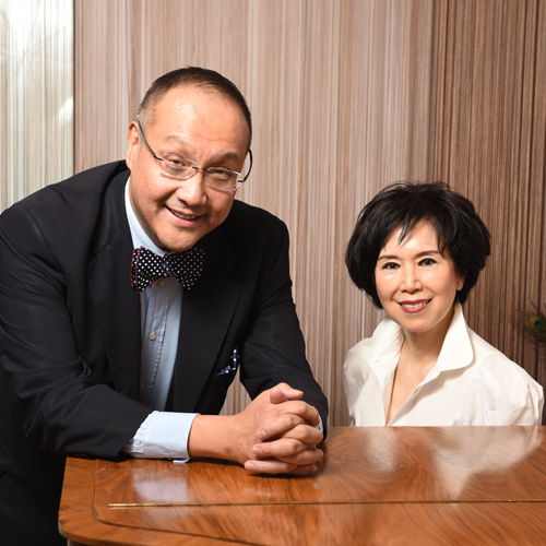 Dedication Makes Success: Mr. Edwin Mok and Mrs. Joy Chung
