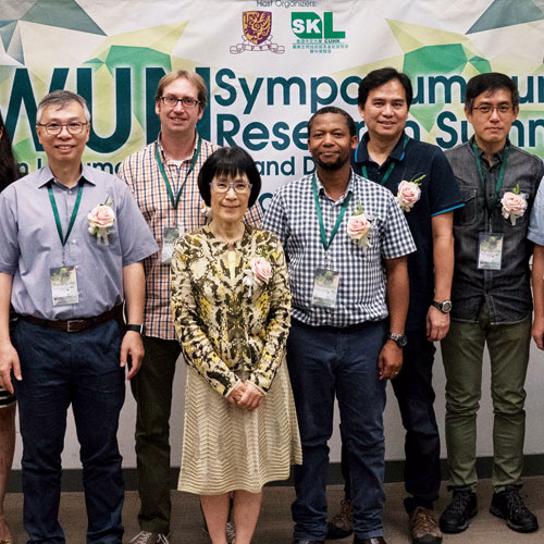 CUHK Legume Symposium Sets Blueprint for Legume Research