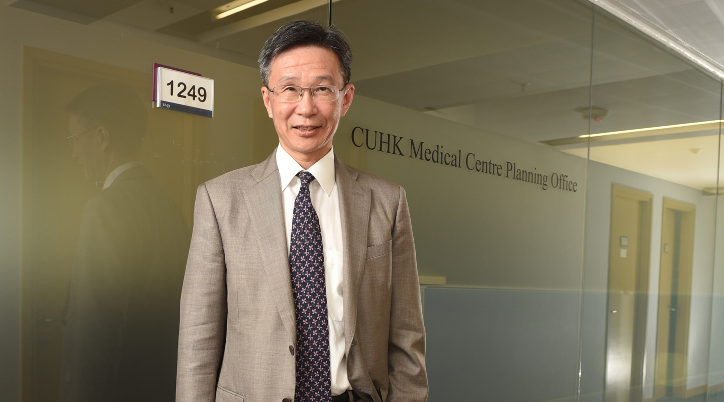 Dr. Fung Hong's Prescription for the Health System