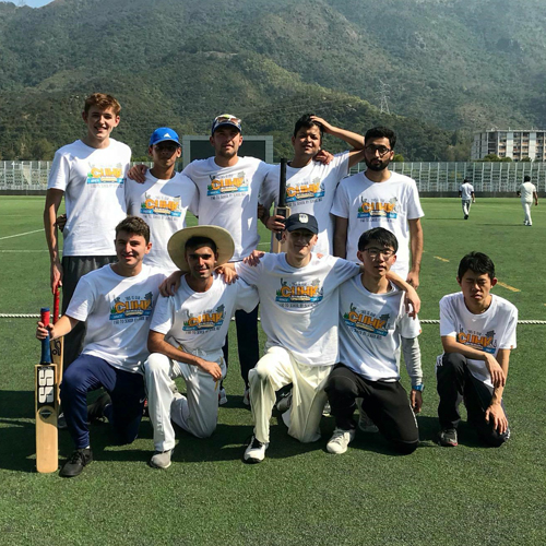 The Rise of CUHK Cricket