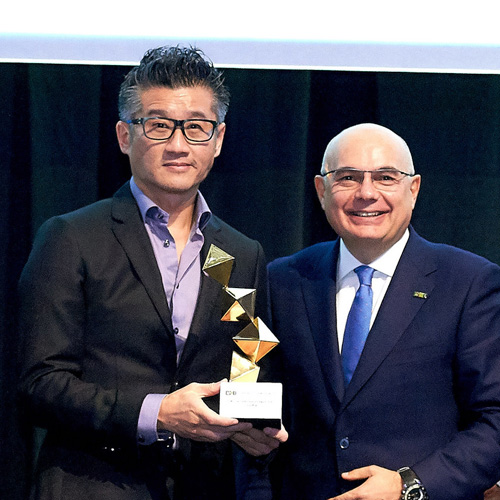 First Chinese Bestowed with ESMO Lifetime Achievement Award