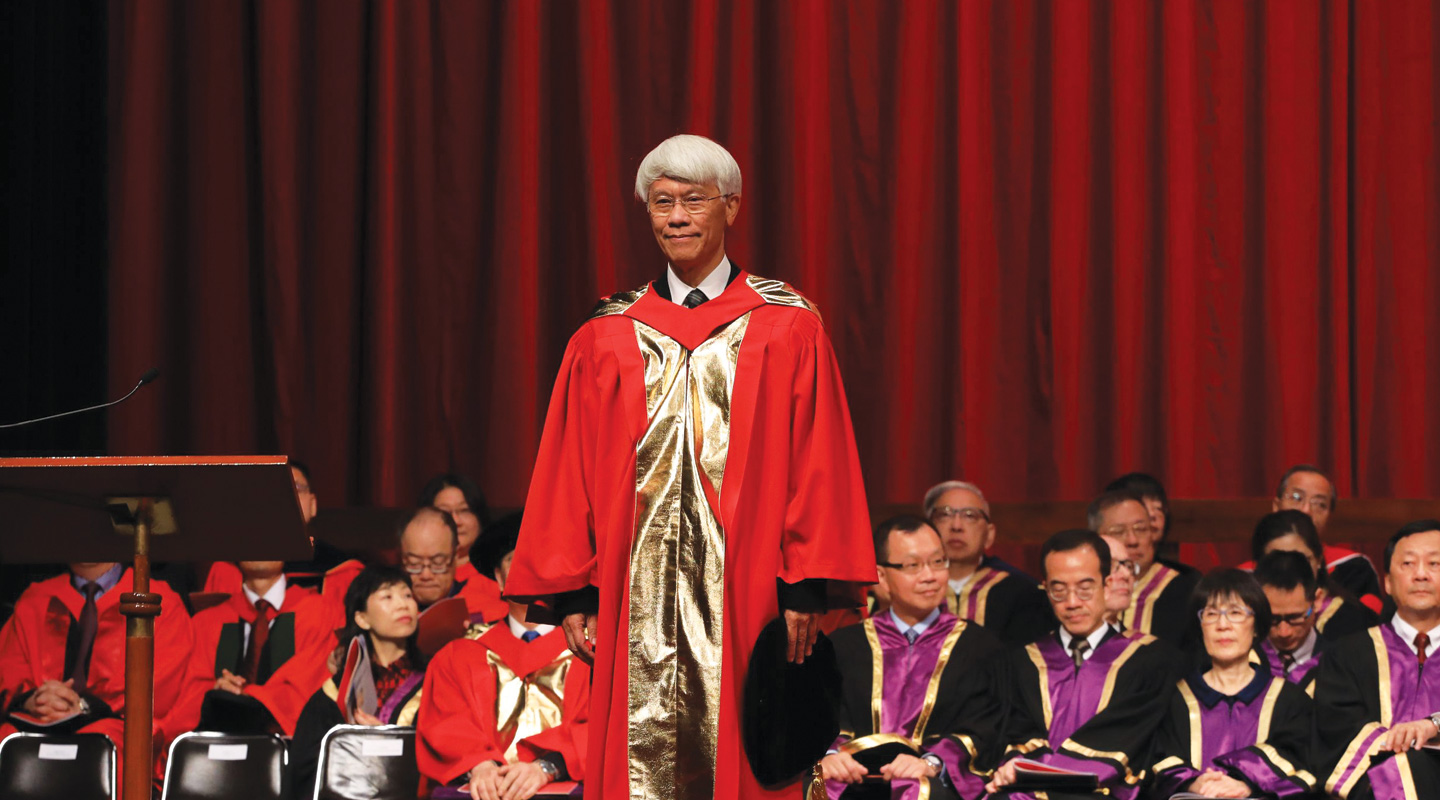 Professor the Honourable Yam Chi-kwong Joseph