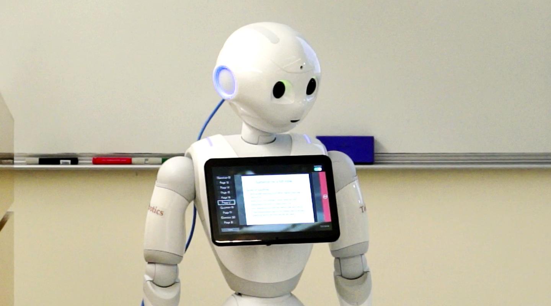 Gear Up for Pedagogical Robots | CUHKUPDates | CUHK