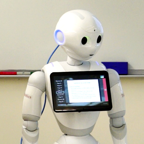 Gear Up for Pedagogical Robots