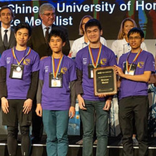 Bronze Medal in International Collegiate Programming Contest