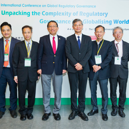 International Conference to Inaugurate a Global Regulatory Governance