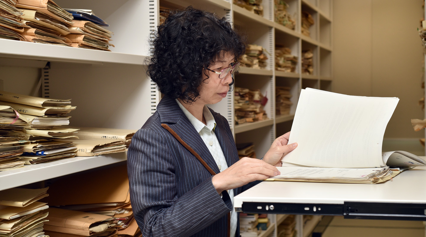 University Archives: Guarding CUHK's Best-Kept Secrets