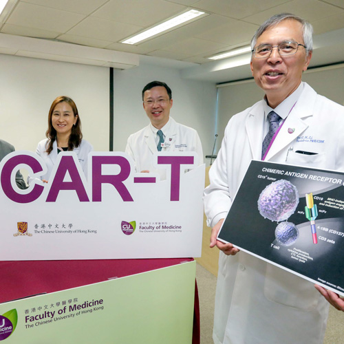 Putting the CAR-T before Cancer
