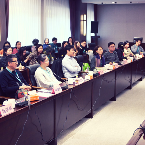 Exchanging Views in Chinese Medicine Development