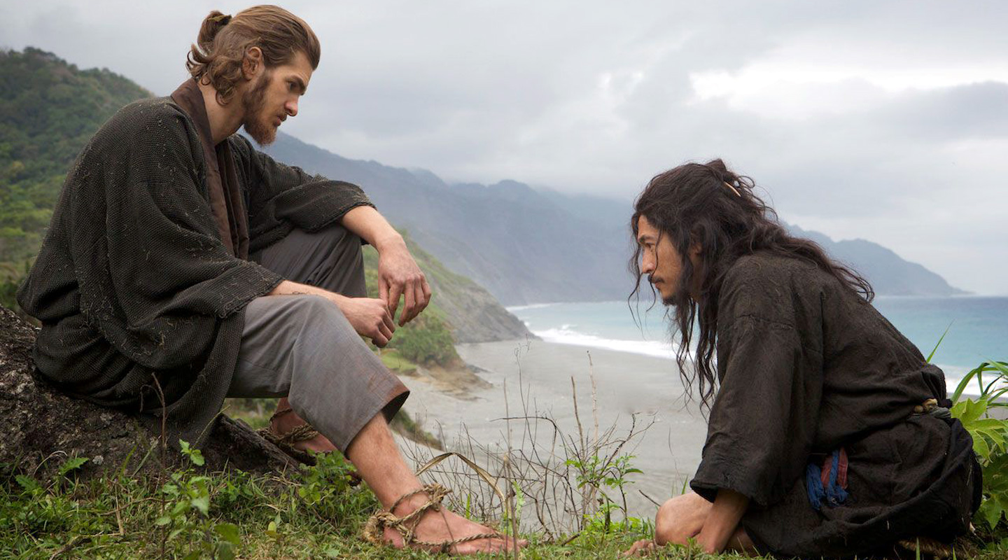 <em>Film  still of </em>Silence<em> (Photo: Paramount Pictures)</em>