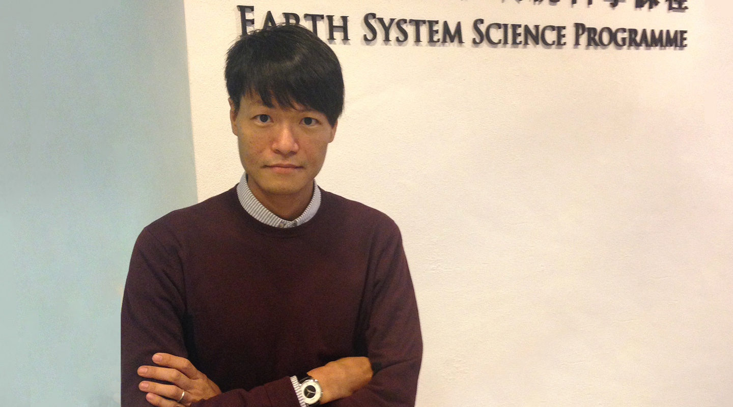 Prof. Francis Tam thinks COVID-19 is giving our planet a respite