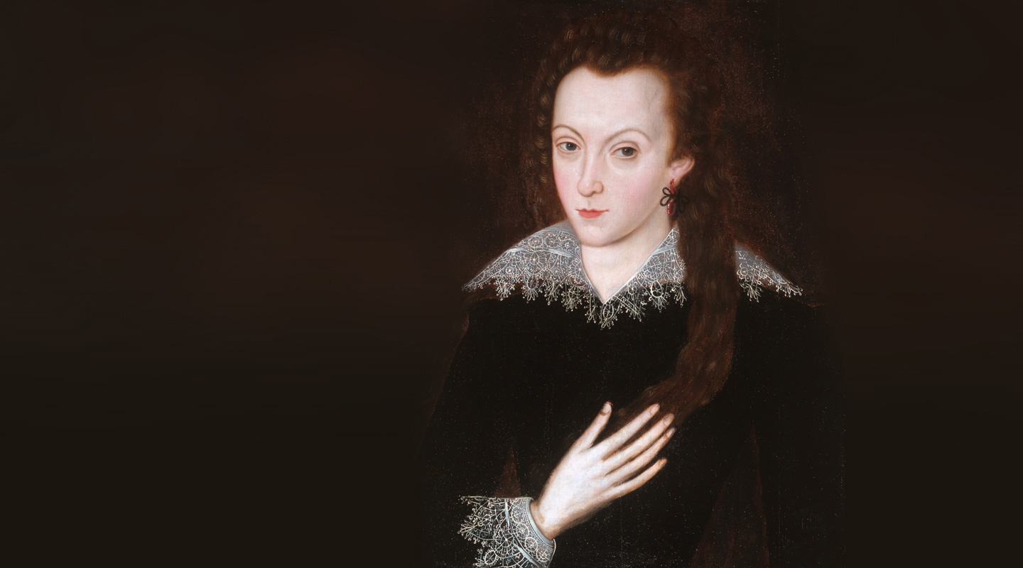 Henry Wriothesley, Shakespeare's patron and one of the popular candidates for Mr. W.H., in his teens