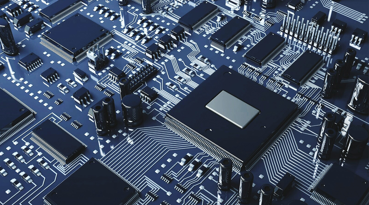 Designing a chip is like designing a city grid, only it's orders of magnitude mammoth <br/>(Jesica Leach/The EyeEm Collection/Getty Images)