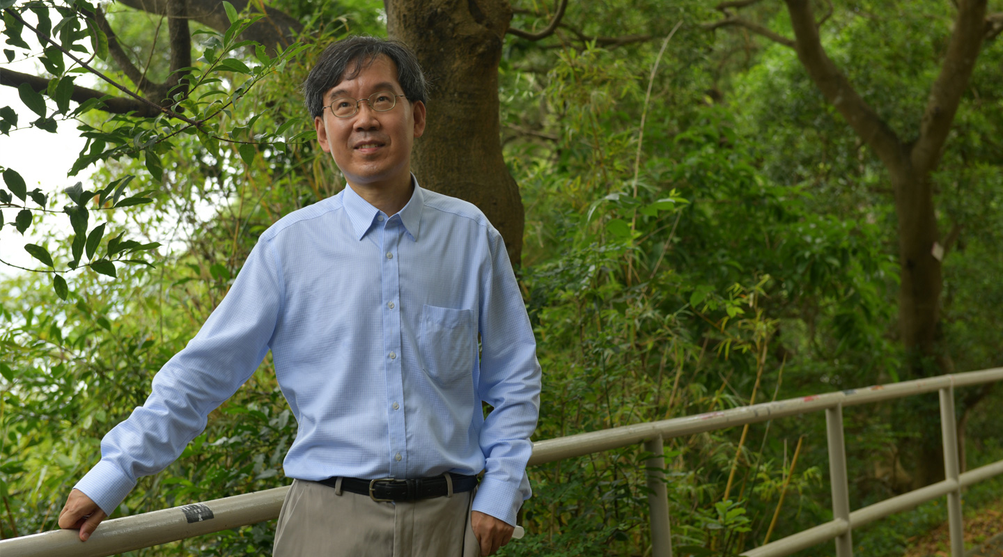 'The Lover's Road and Alumni Trail are the most scenic trails in CUHK,' said Li who has worked at the University for 14 years
