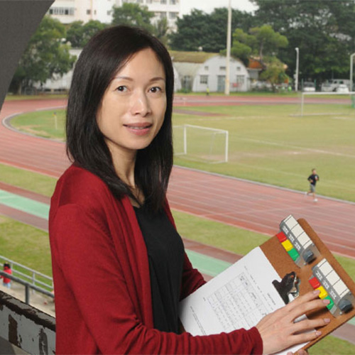 Breaking Down the Barriers: CUHK professor points the way how children with disabilities can stay physically active