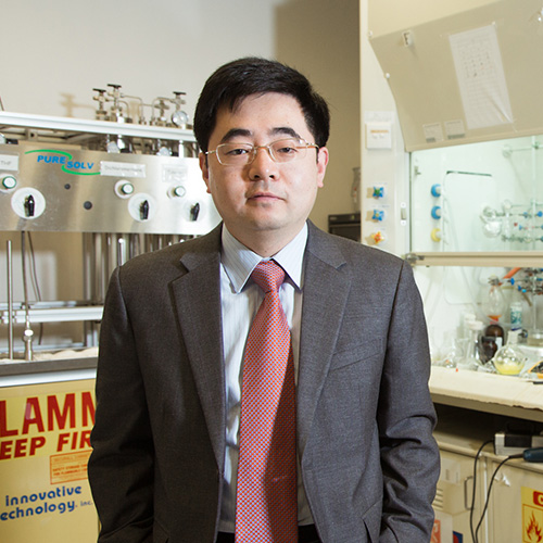 Flexible Phones and Wearable Tech: A CUHK chemist's work in organic semiconductors promises many new technical applications