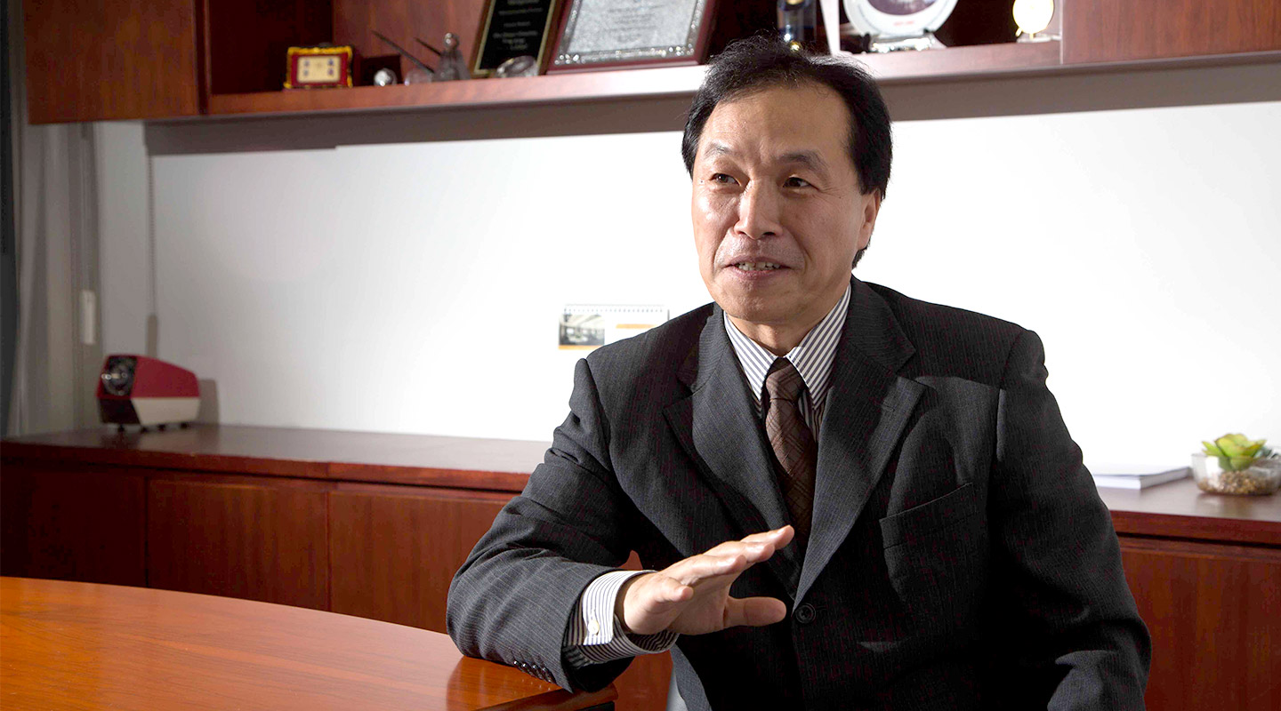 Prof. Shige Makino, Department of Management