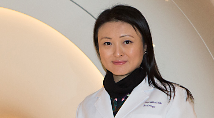 Prof. Winnie Chu, Department of Imaging and Interventional Radiology