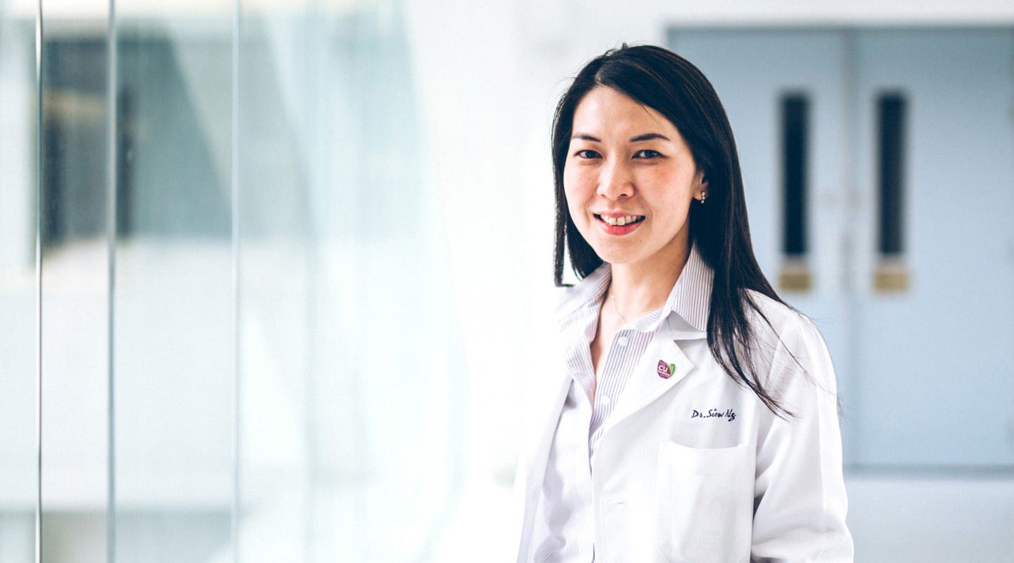 Prof. Siew Ng, Department of Medicine & Therapeutics