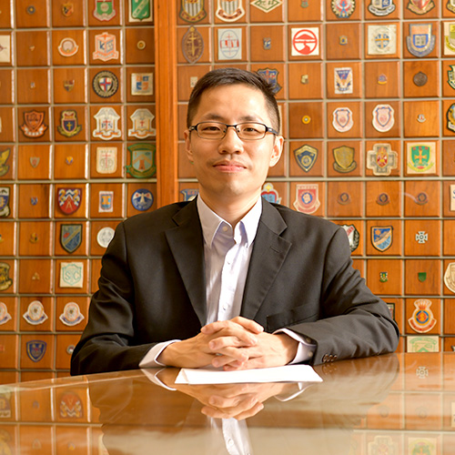 Tse Chi Shing Solved the Puzzle of Chinese Word Recognition