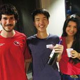 和声书院有针对非本地生需要的学长计划,以助他们适应校园以至香港的生活和学习。