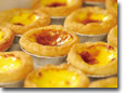A Custard Tart with its own Character