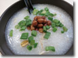 Stomach-warming Congee