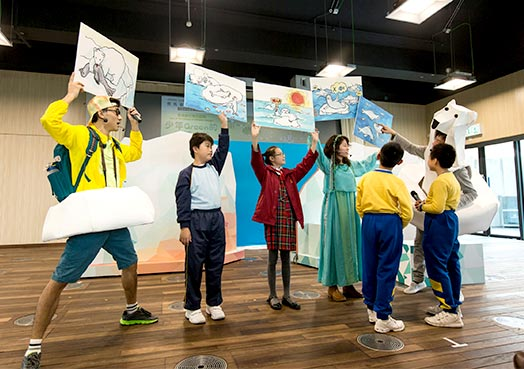 <em>The play engages young viewers to deepen their understanding of climate change </em>